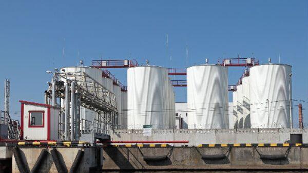 almacenamiento de hidrocarburos