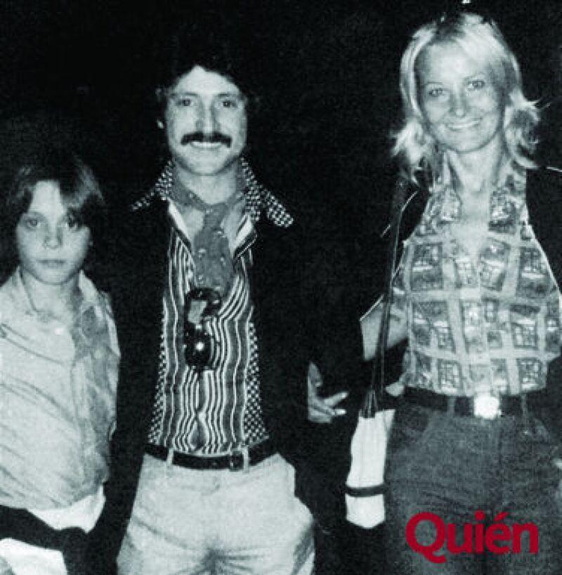 Luis Miguel, Luis Rey, Marcella Basteri