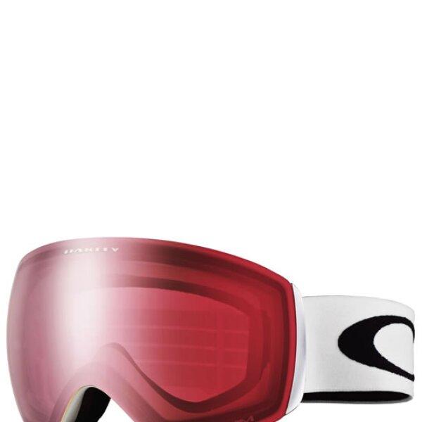 No puedes perder estilo al llevar cualquier visor para la nieve. Nos encantan estos de Oakley.