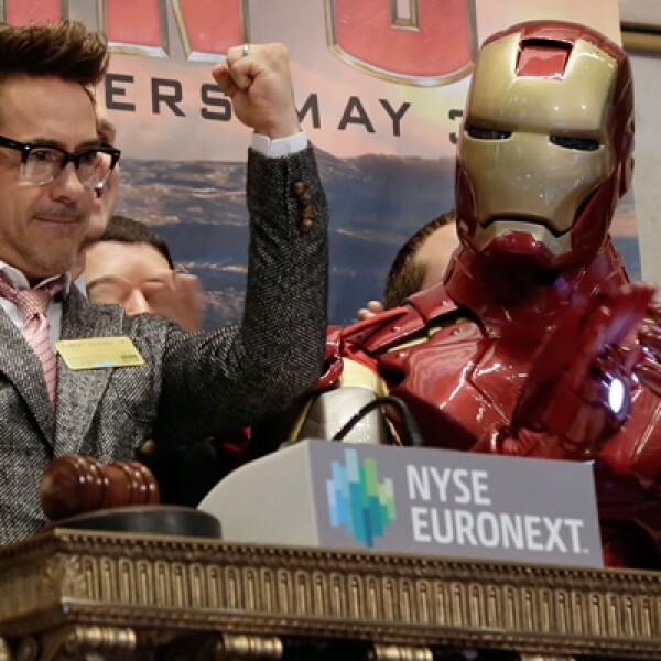 Iron Man 3 superó los 185.1 millones de dólares que recaudó Los Vengadores en su estreno por 39 mercados.