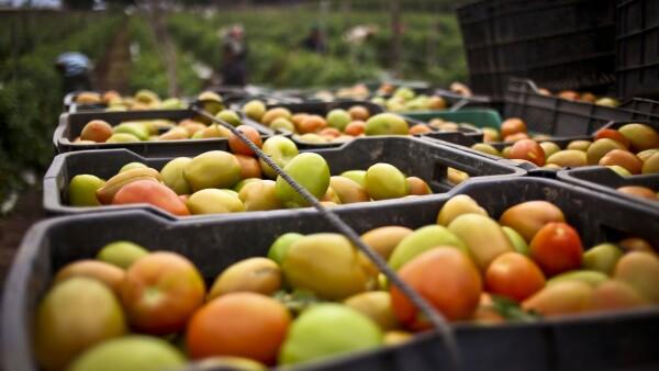 Aranceles en tomate