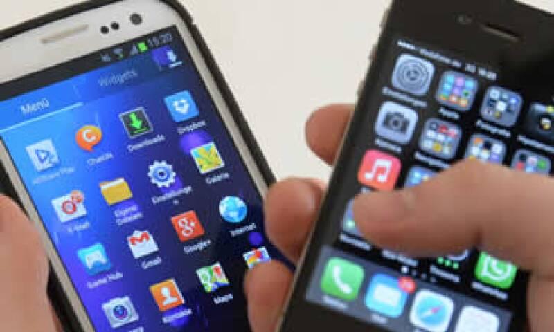 Los robos de smartphones Samsung aumentaron más de 40% en Nueva York.  (Foto: Reuters)