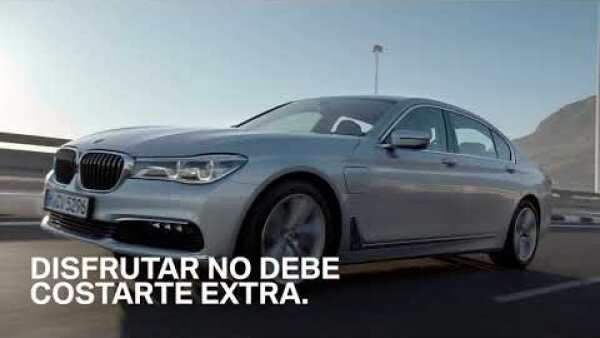 BMW HíBRIDOS ENCHUFABLES
