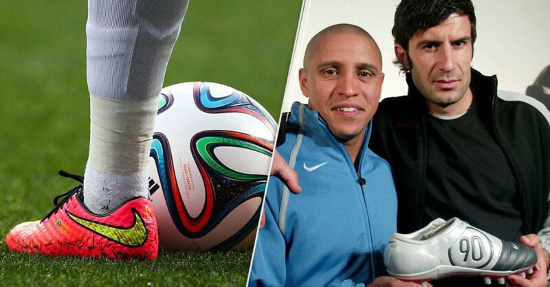 16c1c174ec0c3 Nike Dos modelos que cambiaron la forma de jugar fútbol. (Foto   Shutterstock   Getty Images)