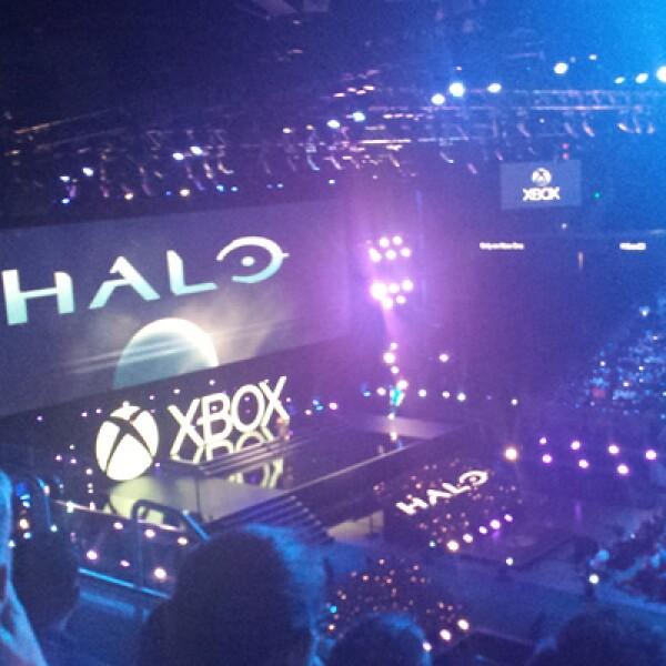 La franquicia insignia de la marca fue una de las grandes protagonistas del evento, donde se anunció que Halo The Master Chief Collection llegará el 11 de noviembre.