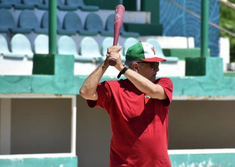Beisbol, AMLO y Meade