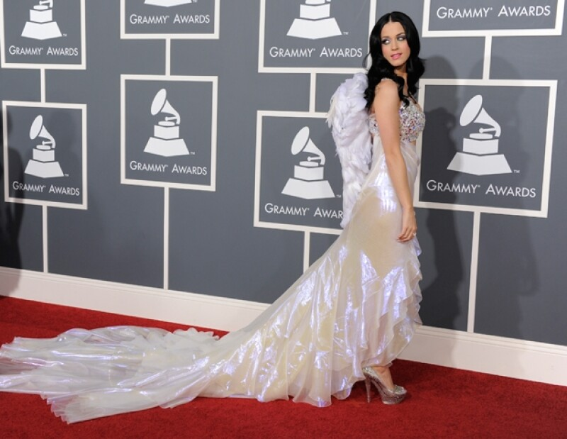 Katy nació en Santa Barbara, California.
