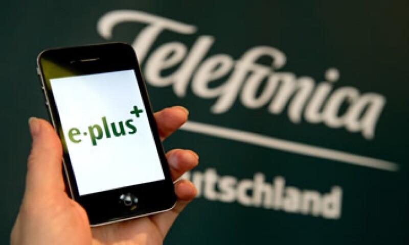 Telefónica cerró el tercer trimestre del 2014 con 20.6 millones de usuarios móviles en México.  (Foto: AFP )