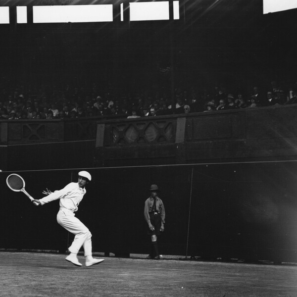 Semifinal en Wimbledon