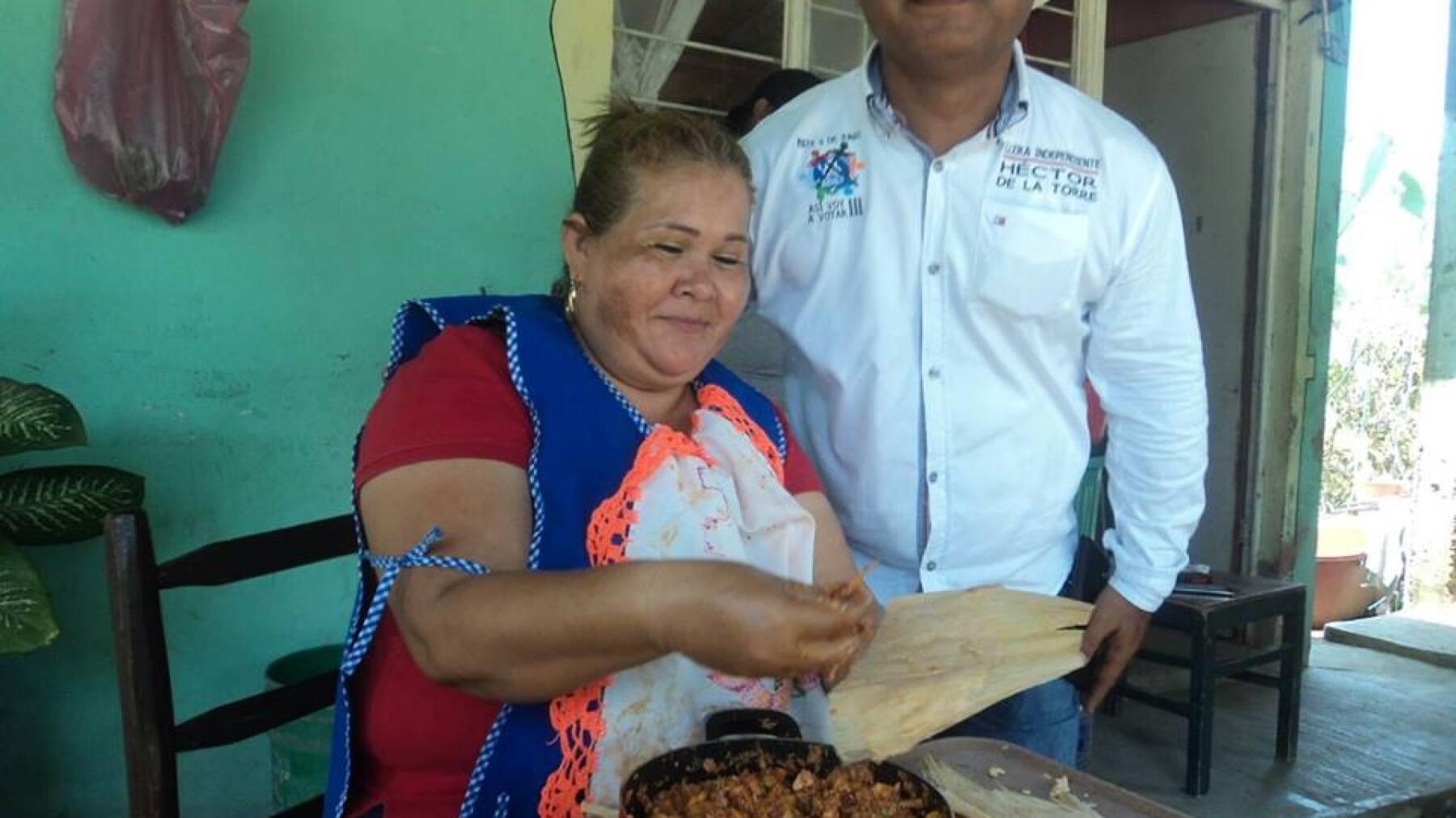En este municipio, donde ya fue alcalde por el PAN, De la Torre Valenzuela volverá a gobernar.