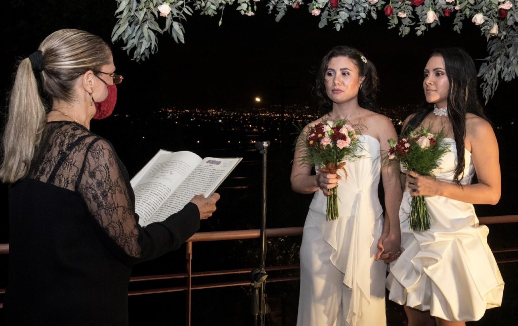 La primera boda