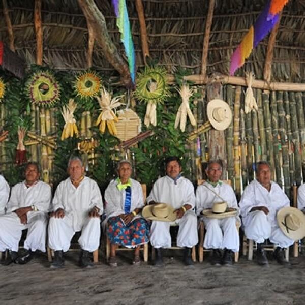 abuelos totonacas