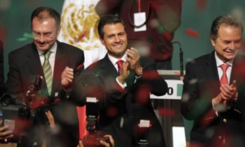 Los empresarios dicen tener varias coincidencias con el proyecto de Enrique Peña Nieto. (Foto: Reuters)