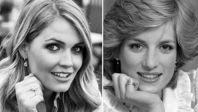 A sus 24 años, Kitty Spencer ha hecho ruido por toda Inglaterra -y ahora el mundo- tras aparecer en la revista Tatler como familiar de la princesa Diana.