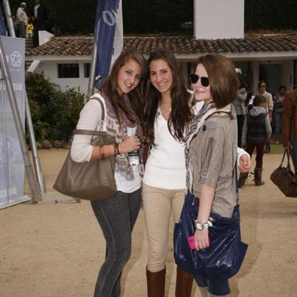 Andrea Valverdi,Ximena Covarrubias,Paola Chavero