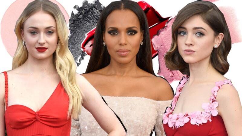 Top tendencias de belleza en los SAG Awards.