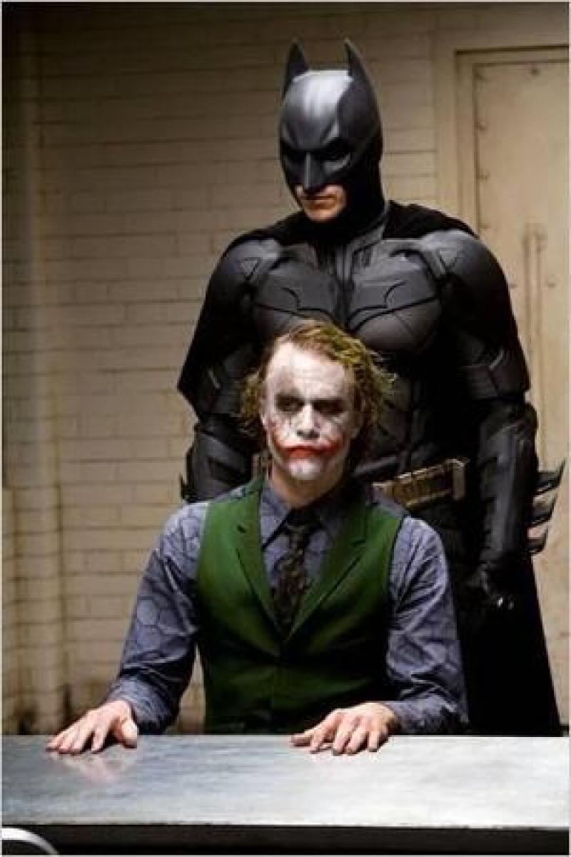Batman y The Joker