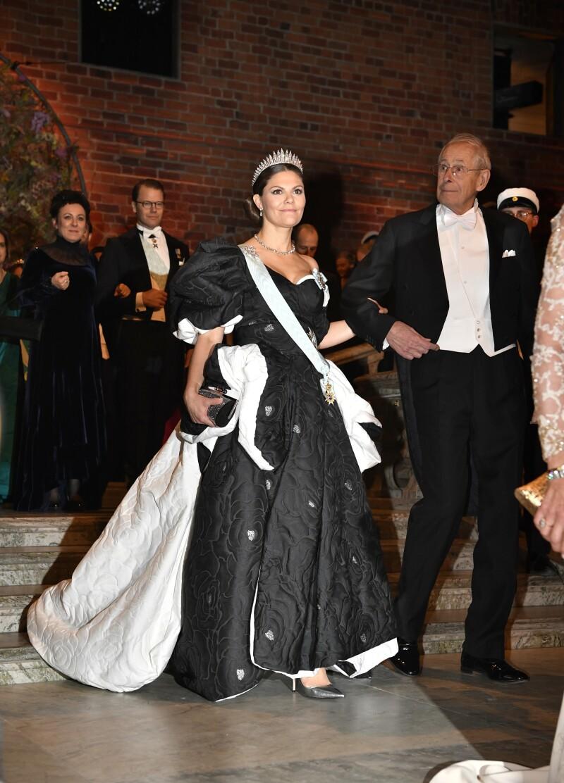 Princesa Victoria y Michael Mayor