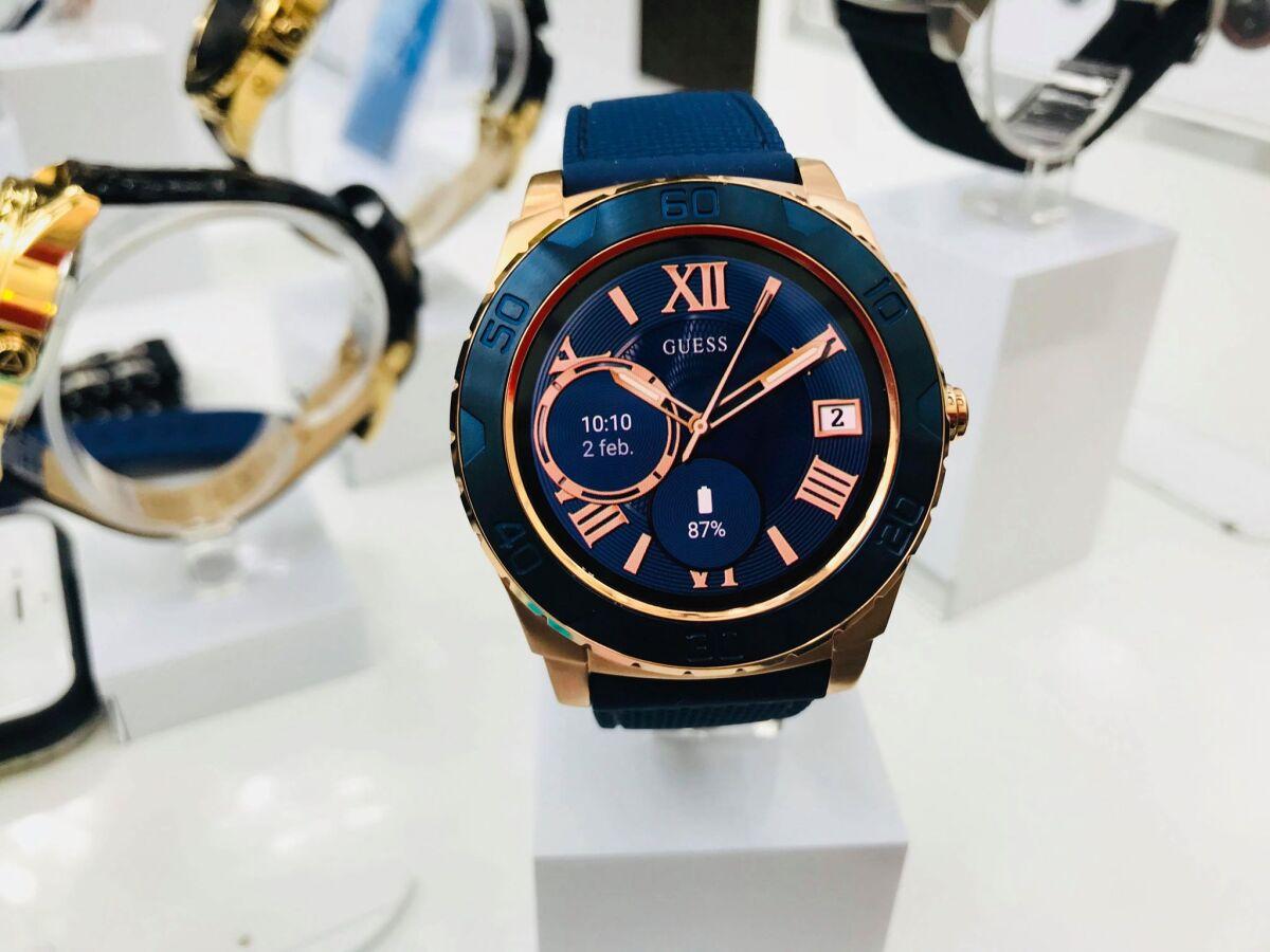 8c61498d3 ¿Cómo son los smartwatch de Guess?