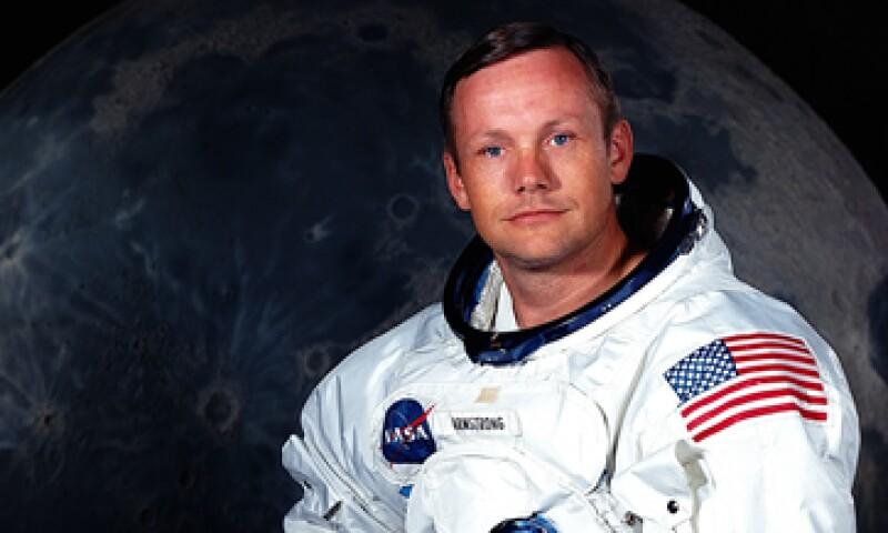 Neil Armstrong falleció este sábado a los 82 años de edad. (Foto: AP)
