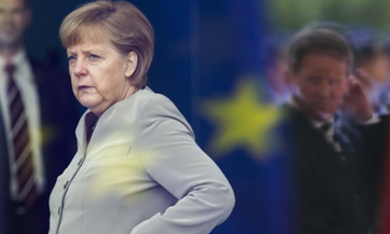 El Gobierno alemán busca la rápida introducción de la ley del Pacto Fiscal y el MEDE. (Foto: AP)
