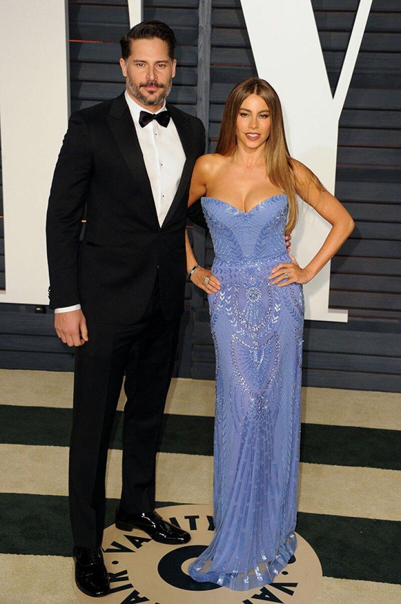 La prometida de Joe Manganiello también asegura que le es difícil encontrar vestidos que le queden a la perfección.