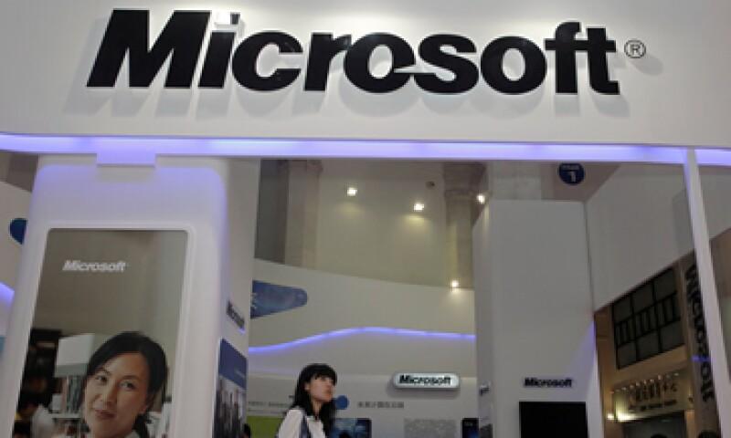 La cámara de Microsoft sería más potente que la del iPhone, de 1.2 megapíxeles. (Foto: Reuters)