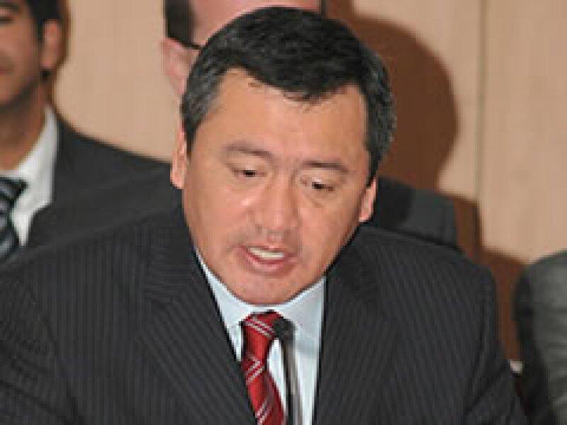 El gobernador hidalguense, Miguel Ángel Osorio Chong, no prevé expropiar los terrenos. (Foto: Notimex)