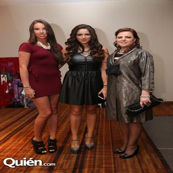 Elena Bosque,Perla Ealy,Erika Tellica