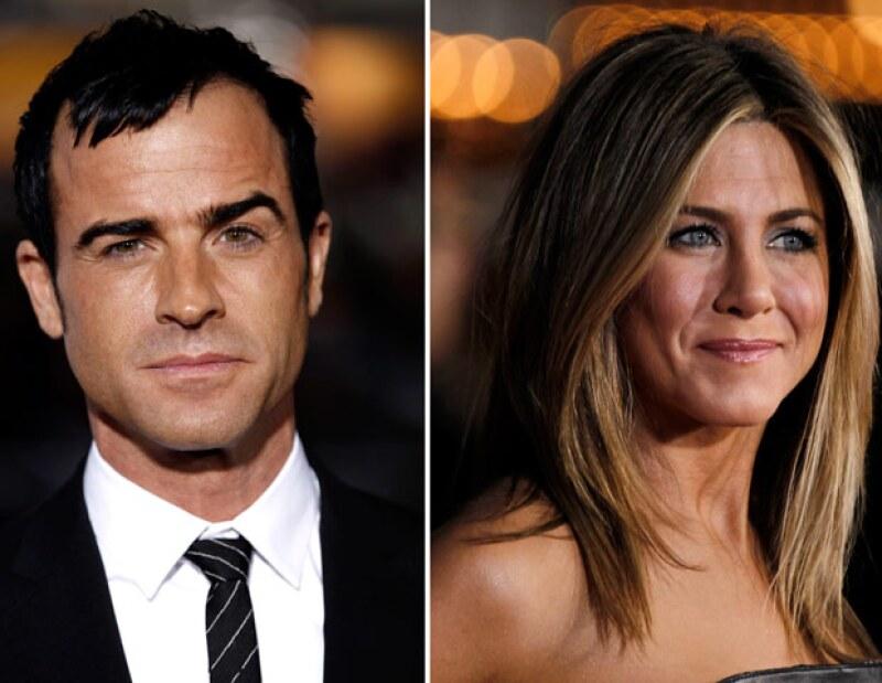 La actriz tiene una fortuna valorada en 125 millones de dólares por ello no parece estar dispuesta a casarse con Justin Theroux hasta que firme el acuerdo.