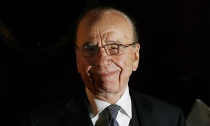 Los diarios de Murdoch en GB representan cerca del 40% del mercado nacional de periódicos. (Foto: Reuters)