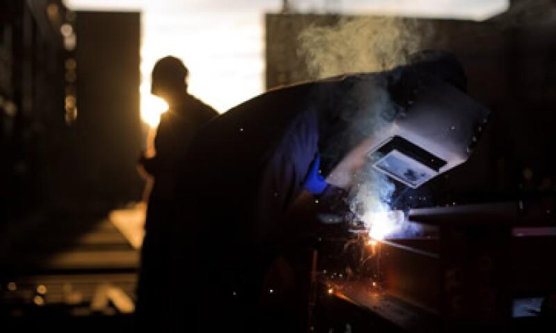 El índice manufacturero se redujo 0.3 puntos en febrero con respecto a enero. (Foto: Getty Images )