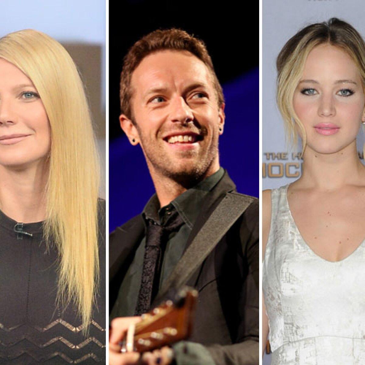 Gwyneth Paltrow aprueba que Chris salga con Jennifer Lawrence