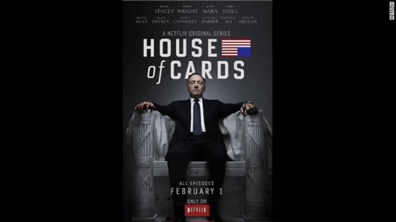 house of cards- netflix cortesía
