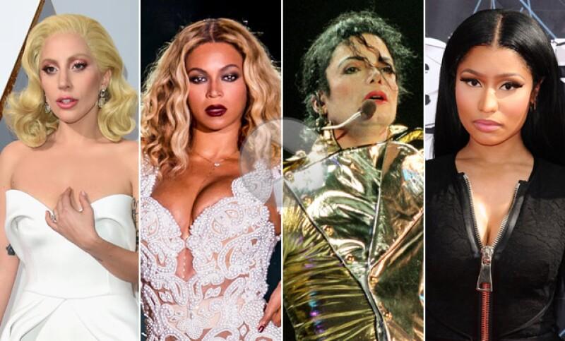 Con Beyoncé a la cabeza de la lista, hacemos un recuento de 10 artistas que han sido acusados de plagio.