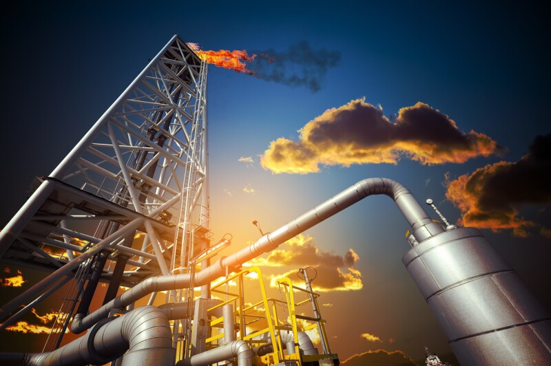 refinería petroleo petrolera crudo