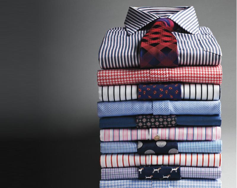 9ef51f640 A cuadros o a rayas… ¿cuando debes usar estas camisas?