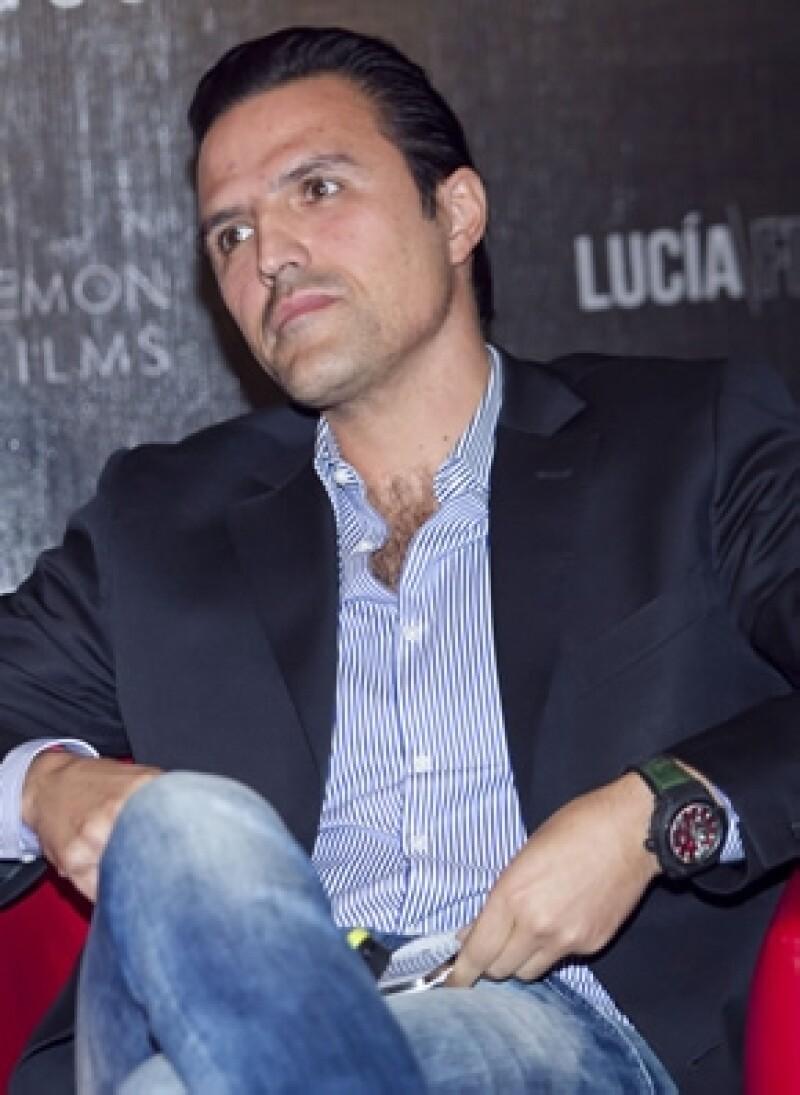 """El co-productor de la cinta """"Después de Lucía"""", dirigida por Michel Franco, aseguró que espera se pueda crear una ley federal que ayude a solucionar este problema."""