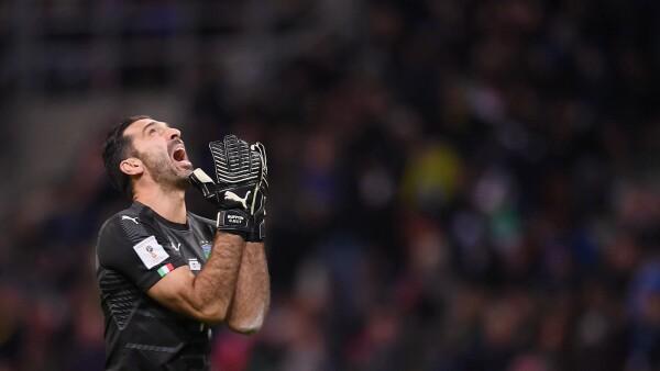 Italia se queda sin Mundial por tercera vez en su historia