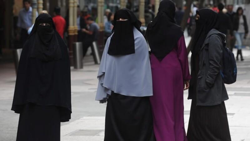 francia burka