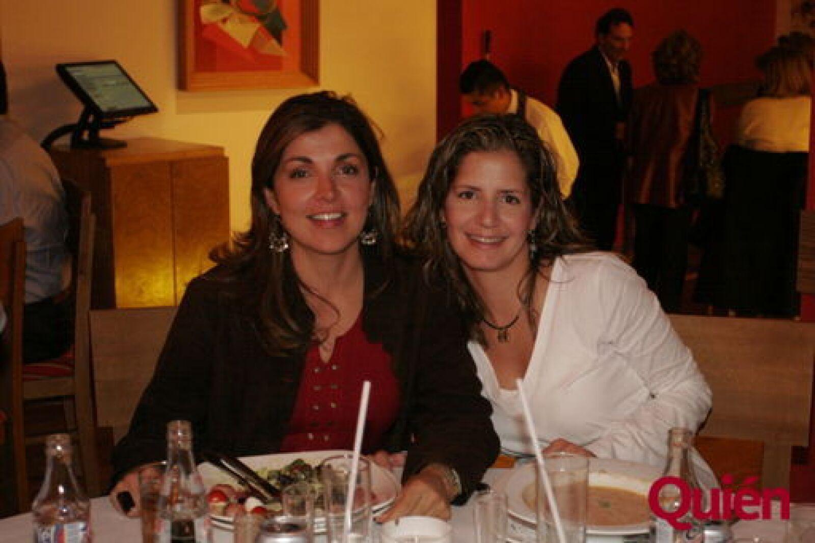 Ana Gradiello, Amparo Nuñez