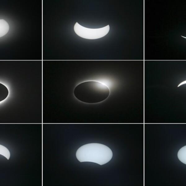 Un eclipse similar se efectuó en México, el 11 de julio de 1991 y duró seis minutos y medio.