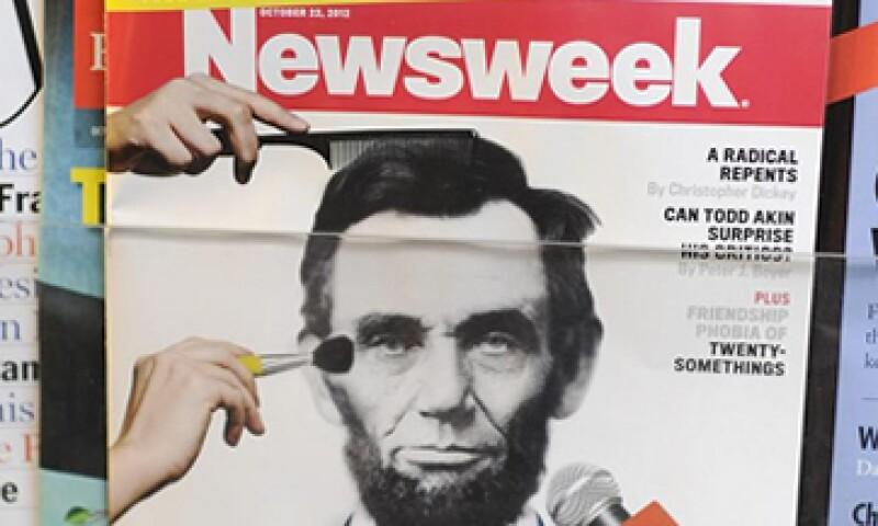 En la primera mitad de 2012 la revista apenas llegó a 1.5 millones de ejemplares distribuidos. (Foto: EFE)