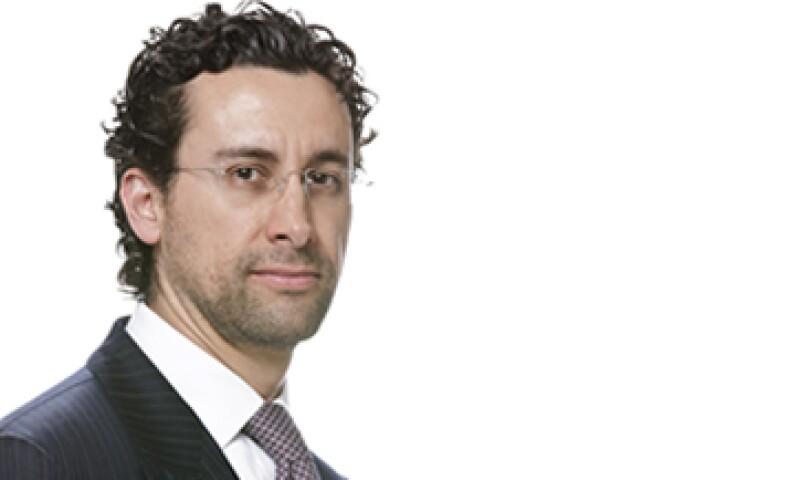 Iker Arriola, socio del despacho White & Case. (Foto: Duilio Rodríguez)