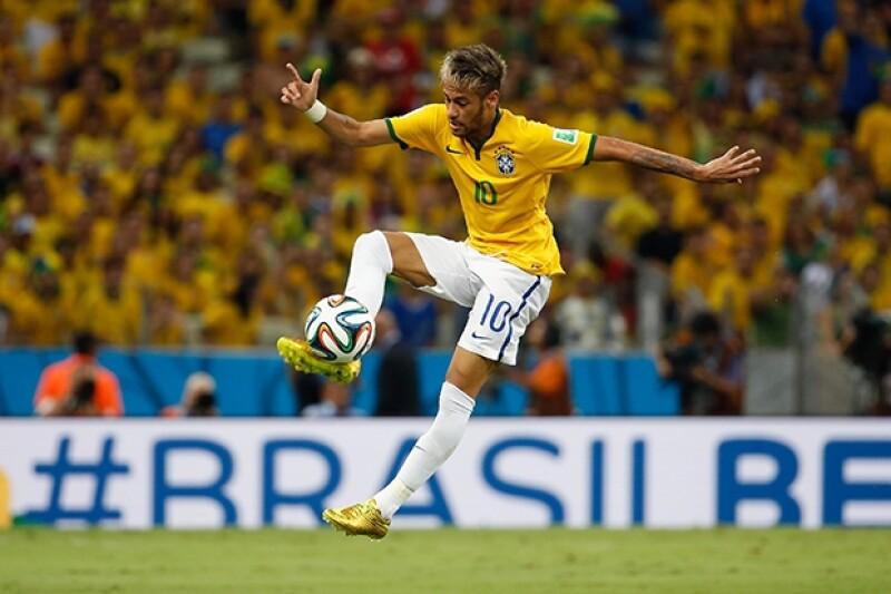 Se sabía que era poco probable que jugara la semifinal contra Alemania. Ahora es un hecho que si Brasil avanza él no podrá continuar la Copa del Mundo.