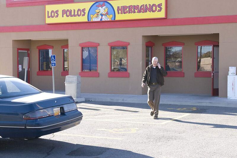 Restaurante Pollos Hermanos