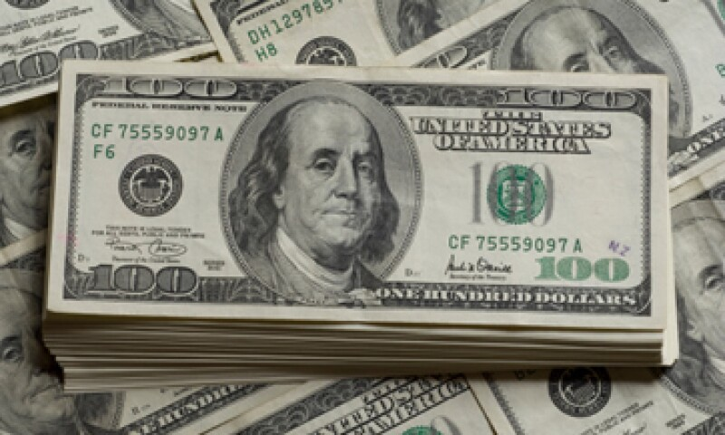 El tipo de cambio podría ubicarse entre 13.36 y 13.50 pesos por dólar, según Banco Base. (Foto: Getty Images)