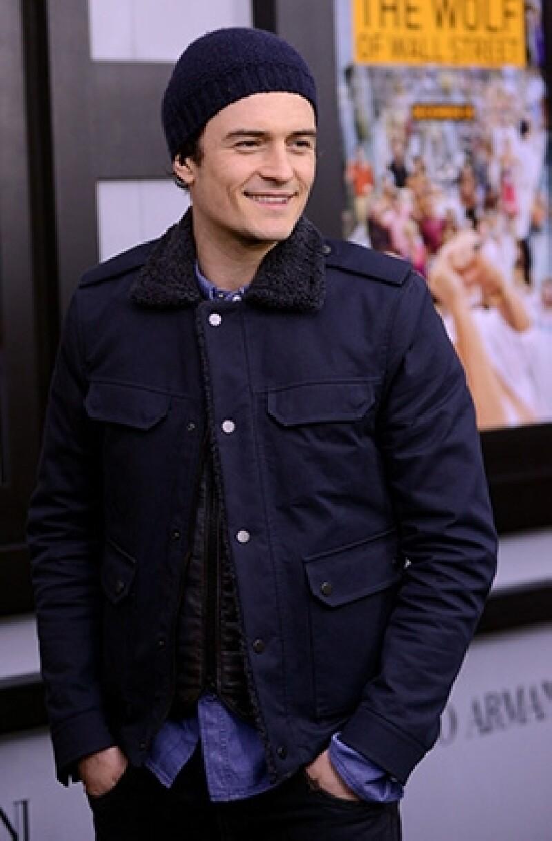 """El actor comentó que para entrar en el personaje practicó por seis meses equitación y tiro con arco para dar lo mejor de """"Legolas"""" en la saga de Peter Jackson."""