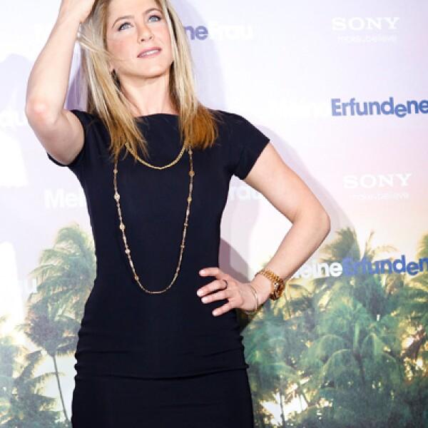 La Guapa Jennifer Aniston Está En México