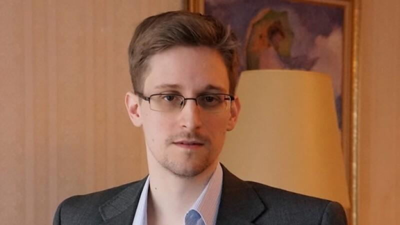 Edward Snowden Archivo